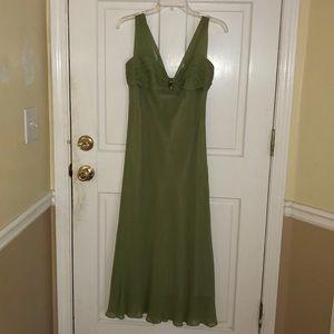 Green midi Jones New York Dress